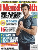 Men's Health Magazine [Germany] (June 2014)