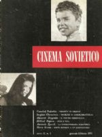 Cinema Sovietico Magazine [Italy] (January 1955)
