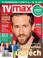 TV Max Magazine [Czech Republic] (11 August 2017)