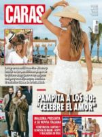 Caras Magazine [Argentina] (23 January 2018)