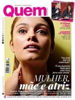 Quem Magazine [Brazil] (28 April 2017)