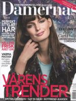 Damernas Varld Magazine [Norway] (March 2014)