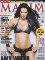 Maxim Magazine [Germany] (January 2010)