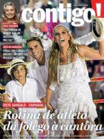 Contigo! Magazine [Brazil] (6 March 2017)
