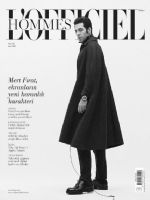 L'Officiel Hommes Magazine [Turkey] (January 2018)