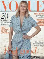 Vogue Magazine [United Kingdom] (May 2017)