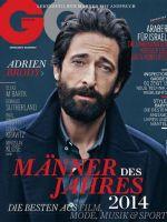 GQ Magazine [Germany] (December 2014)