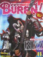 Burrn! Magazine [Japan] (November 2016)