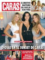 Caras Magazine [Argentina] (3 January 2018)