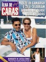 Ilha De Caras Magazine [Brazil] (16 February 2001)