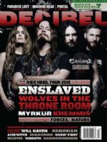 Decibel Magazine [United States] (March 2018)