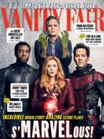 Vanity Fair Magazine [United States] (January 2018)