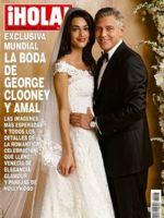 Hola! Magazine [Mexico] (8 October 2014)