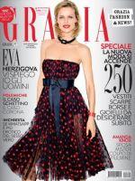 Grazia Magazine [Italy] (25 February 2015)
