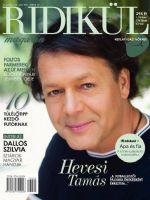 Ridikül Magazine [Hungary] (22 June 2017)