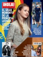 Hola! Magazine [Spain] (28 October 2020)