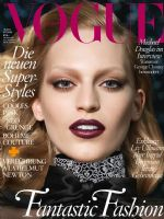 Vogue Magazine [Germany] (October 2013)