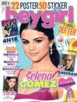 Hey Girl Magazine [Turkey] (June 2017)
