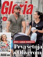 Gloria Magazine [Croatia] (20 September 2018)