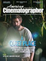 American Cinematographer Magazine [United States] (May 2018)