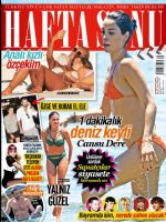 Haftasonu Magazine [Turkey] (23 July 2014)