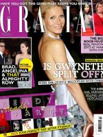 Grazia Magazine [United Kingdom] (8 December 2014)