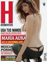 Hombre Magazine [Mexico] (January 2015)