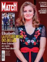 Paris Match Magazine [Belgium] (25 July 2018)