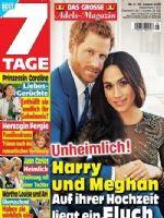 7 Tage Magazine [Germany] (27 January 2018)