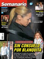 Semanario Magazine [Argentina] (11 September 2012)