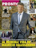 Pronto Magazine [Argentina] (7 October 2015)