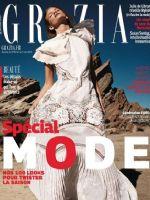 Grazia Magazine [France] (27 February 2015)