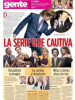 Gente Magazine [Mexico] (31 May 2018)