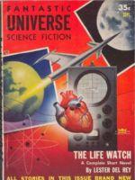 Fantastic Universe Magazine [United States] (September 1954)