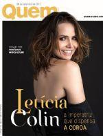 Quem Magazine [Brazil] (8 September 2017)