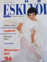 Esküvői Divat Magazine [Hungary] (June 1996)