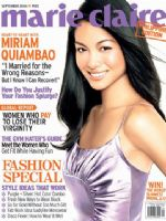 Marie Claire Magazine [Philippines] (September 2006)