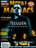 Metal Maniacs Magazine [United States] (August 2008)