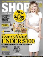 Shop til you drop Magazine [Australia] (25 January 2014)