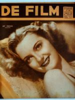 De Film (Belgian Magazine) Magazine [Belgium] (3 March 1940)