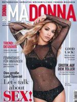 Madonna Magazine [Austria] (17 November 2018)