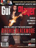 Guitar Player Magazine [United States] (May 2016)