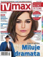 TV Max Magazine [Czech Republic] (13 January 2017)