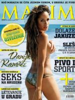 Maxim Magazine [Serbia] (July 2012)