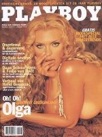 Playboy Magazine [Netherlands] (April 2003)