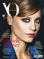 YO DONA Magazine [Spain] (3 January 2015)
