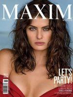 Maxim Magazine [Mexico] (January 2016)