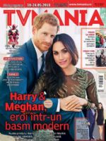 TV Mania Magazine [Romania] (18 May 2018)