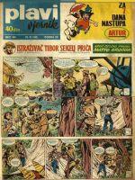 Plavi Vjesnik Magazine [Croatia] (10 June 1965)
