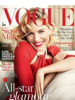 Vogue Magazine [United Kingdom] (October 2015)